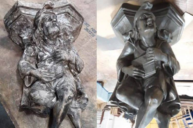 before and after figure