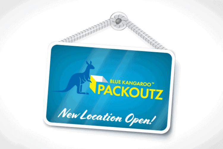 Welcome Blue Kangaroo Packoutz of Denver